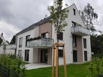 Neubau mit 14 Wohneinheiten